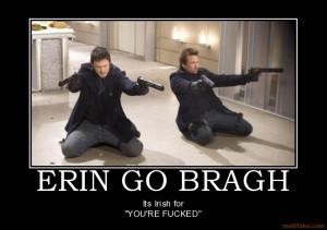 ERIN GO BRAGH - Its Irish for