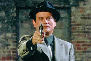 Joe Pesci won the first and only Oscar of his career in 1990 for his ...