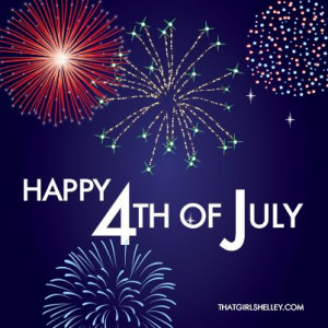 Happy 4th of July! Friday Round-Up: Independence - That Girl Shelley
