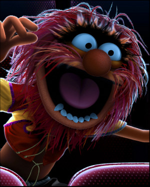 Animal From Muppets Quotes