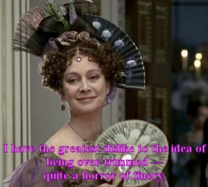 quote pride and prejudice 1995 said by mrs bennet and mr bennet