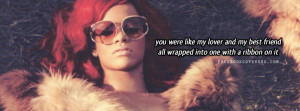 Rihanna Facebook Cover Pictures