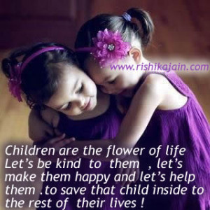 Children Quotes – kids,children's day quotes, Inspirational Pictures ...