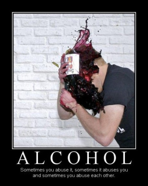 sayings about alcohol