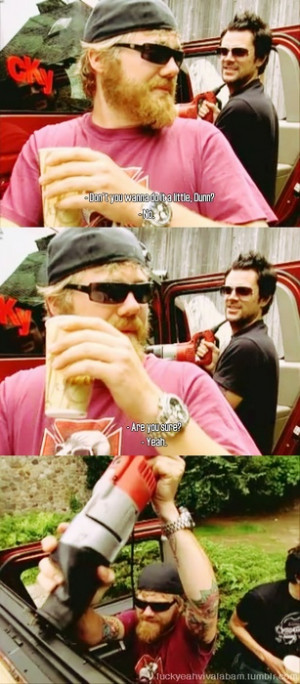 ... Bam's hummer – this is an awesome episode. (Viva La Bam) RIP Ryan