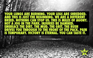 Cross Country Quotes Whitman-hanson cross country