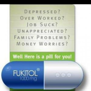 Pill for everything!!!