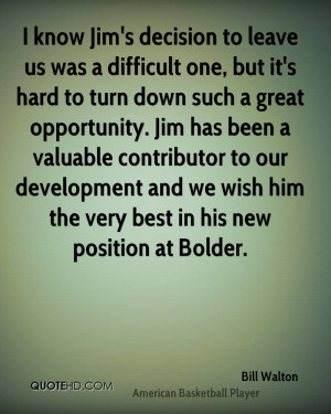 Bill Walton Quotes | QuoteHD