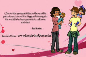 Thoughts on Mom Dad – Happy Family Thoughts and Quotes Images ...