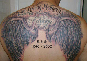 Tattoo For Mother