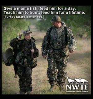 turkey hunting quotes