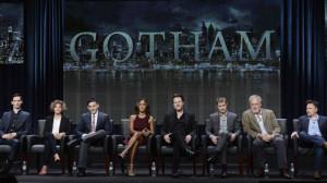 Edward Nygma and Oswald Cobblepot Gotham