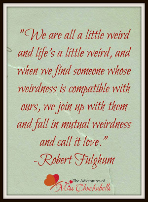 Romantic and not too cheesy Love Quotes