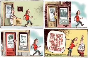 More Free Birth Control?