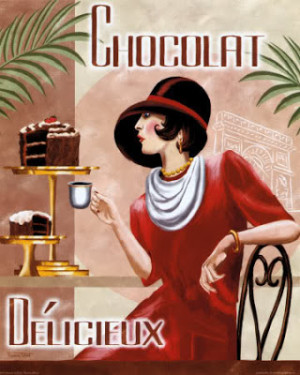 Romancing The Chocolate