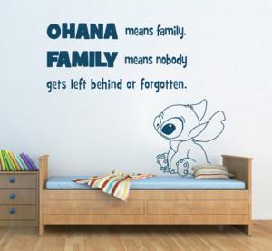 ... stitch ohana means family lilo and stitch ohana means family stitch