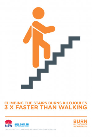 Take The Stairs Day Great...