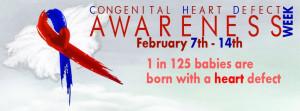 Congenital Heart Defect Week