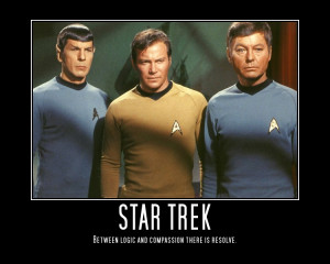 Star Trek by chaosgenes