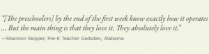 Pre-School quote #2