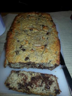The Missing Ingredient: Paleo Banana Bread: Ingredients, Chocolates ...