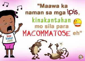 Banat sa Nakakainis Kumanta at Tagalog Banat sa Sintonado
