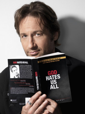 God Hates Us All - Hank Moody - Book Review