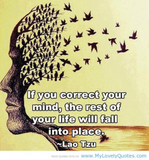 If-you-correct-your-mind-happy-life-quotes