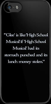 Cory Monteith Glee quote by chloeamber