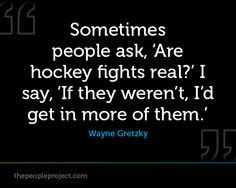 Hockey Quotes & Sayings