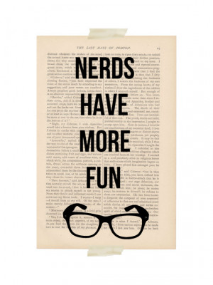 Funny Book Nerd Quotes