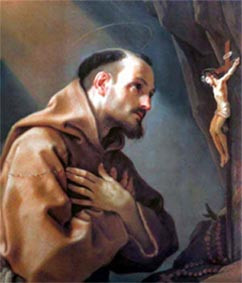 saint francis of assisi 1182 4 october 1226 founded the franciscan ...