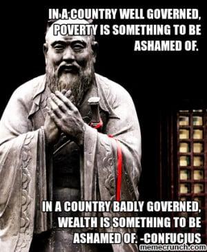 confucius sayings