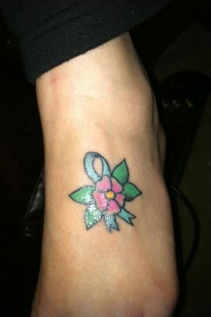 Thyroid Cancer Survivor Tattoo