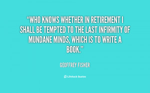 Inspirational Quotes On Retirement