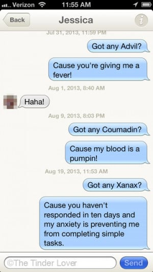12 of the best conversations that ever happened on Tinder