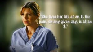 Grey's anatomy quotes #Meredith grey #Quotes #cristina yang #ga quotes ...