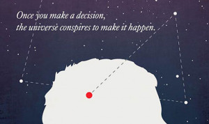 Inspirational Quotes Illustrated In Minimalistic Graphics