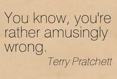 JOURNAL with Terry Pratchett Quote -Stories of imagination tend to ...