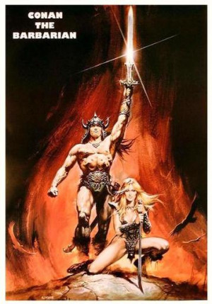 ... actually sat down and watched 1982 s conan the barbarian from start