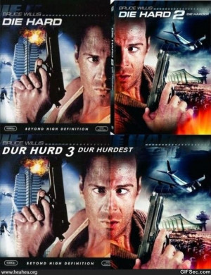 Die Hard 1+2 = Dur Hurd 3