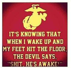Says it all. Marine+Corps+Humor | Marine Corps humor. More