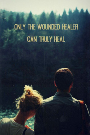 "... healer can truly heal. (97)"" ― Irvin D. Yalom, Lying on the Couch"