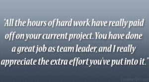 Great Job Quotes Great job.