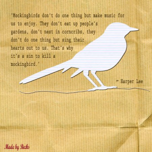 chapter 1 to kill a mockingbird quotes -Google Search