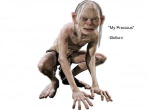 Gollum Quote