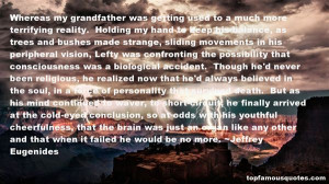 Top Quotes About Grandfather Death