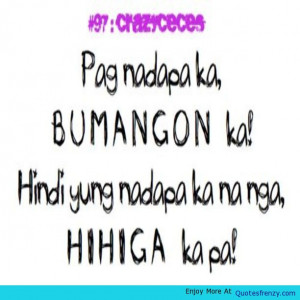 Tagalog Friendship Quotes