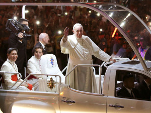Pope Francis: Catholics Shouldn't Breed 'Like Rabbits' (and More ...