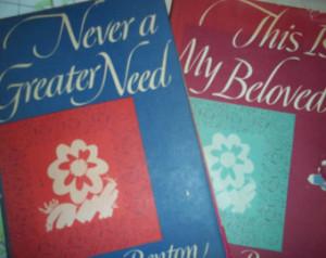 ... 1952 printing erotic Imagery Verses vintage Poetry Prose Walter Benton